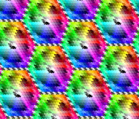 html-ephant fabric by mandollyn on Spoonflower - custom fabric
