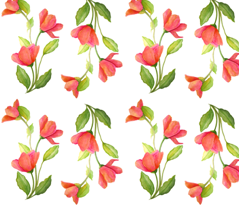 sweetness large fabric by vo_aka_virginiao on Spoonflower - custom fabric