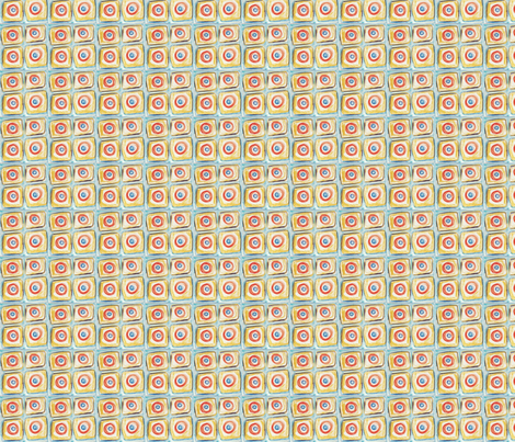 Blocks of Dots fabric by lari on Spoonflower - custom fabric