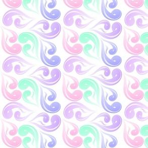 Pastel Paisley