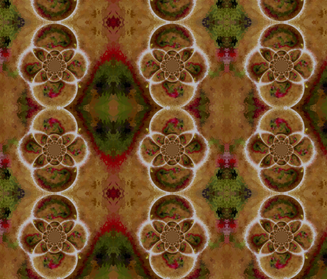 oriental_dragon_circle fabric by yarrow4 on Spoonflower - custom fabric