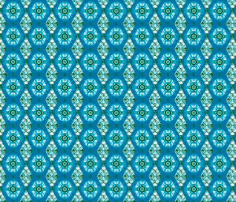 tile fabric by duchess on Spoonflower - custom fabric