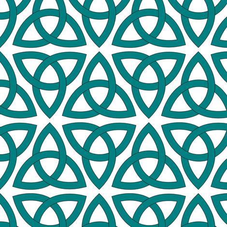 tessellated_knots fabric by shala on Spoonflower - custom fabric