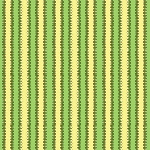 Soft Spring Stripes