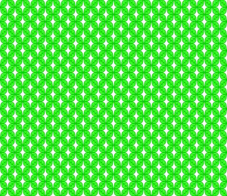 leaf fabric by birdsparty on Spoonflower - custom fabric
