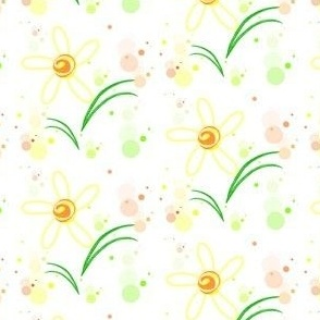 Garden Sunshine -  © PinkSodaPop 4ComputerHeaven.com