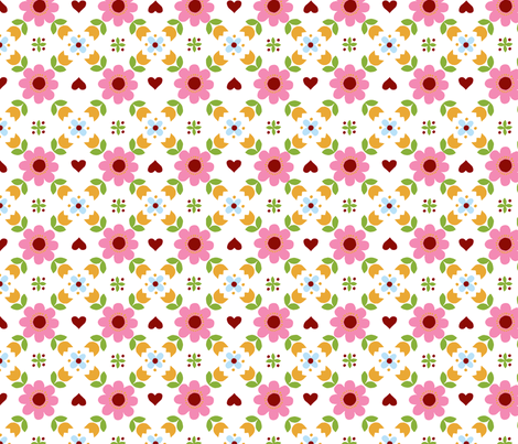 Retro3-chneu fabric by katharinahirsch on Spoonflower - custom fabric