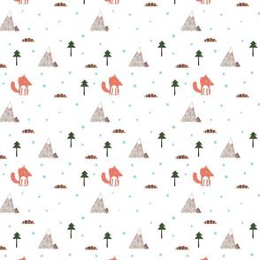 foxy landscape