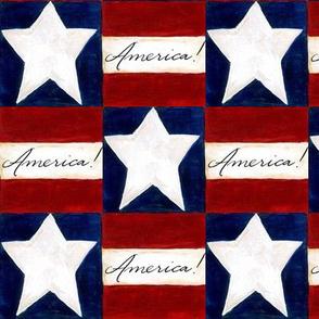 America! Stars & Stripes