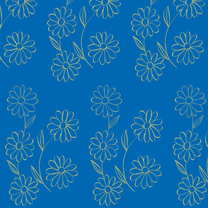 Daisy Blue