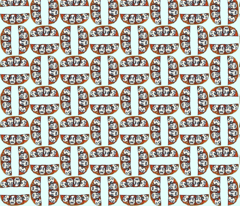 slices fabric by sparegus on Spoonflower - custom fabric