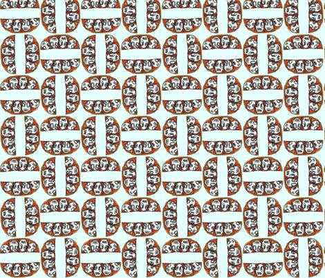 slices fabric by sparegus on Spoonflower - custom fabric