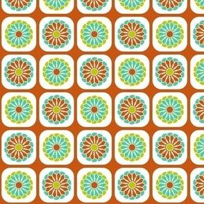 Zinnia Pattern