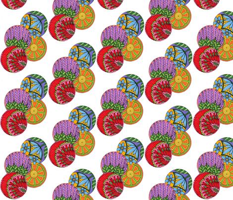 Cosette's Potpourri fabric by societydeb on Spoonflower - custom fabric