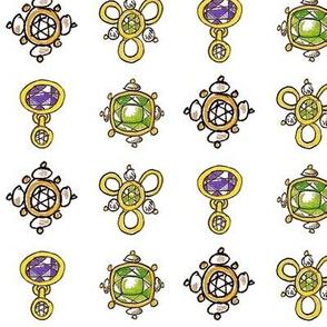 gem pattern 1