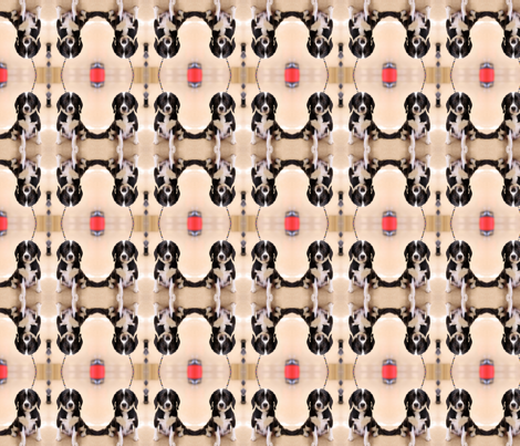 Cookie fabric by cheekadee on Spoonflower - custom fabric