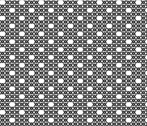 Kiss Diamond Dot fabric by kdl on Spoonflower - custom fabric