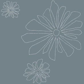 point flower