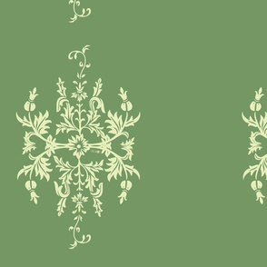 Floral Boba stamp