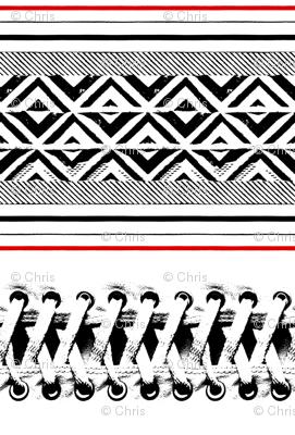 Shoe Stripes