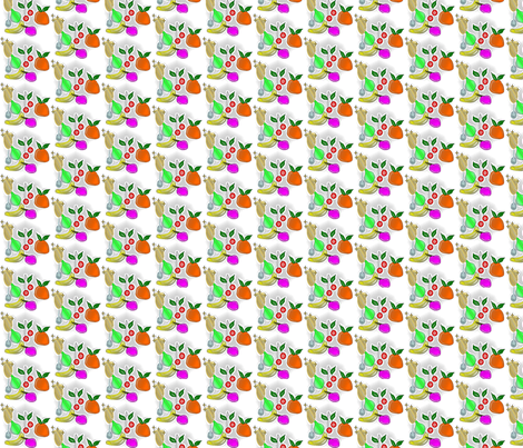 fruits-coktail fabric by lyly on Spoonflower - custom fabric