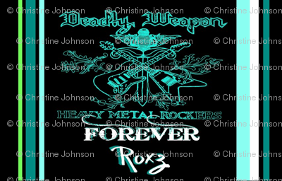 FOREVER ROXZ #8