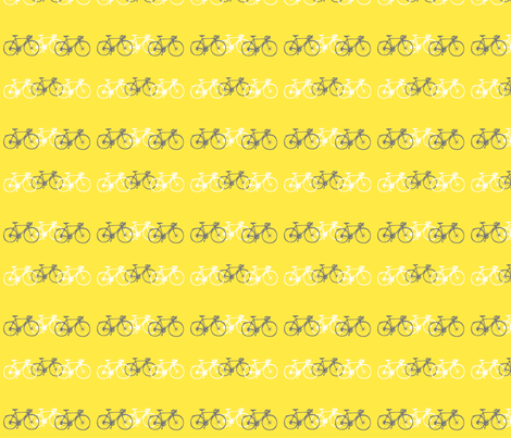 bike2 fabric by kapugi on Spoonflower - custom fabric