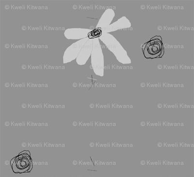 FUNKY FLOWERS STREAM-195