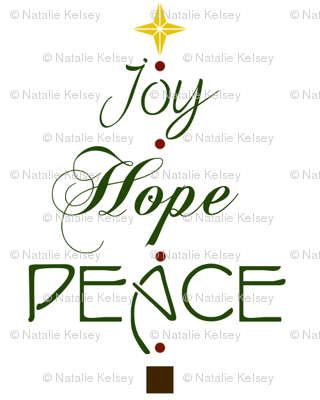 Joy, Hope, Peace