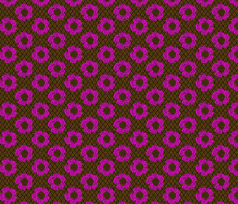 Woven Crepe Petals fabric by kdl on Spoonflower - custom fabric