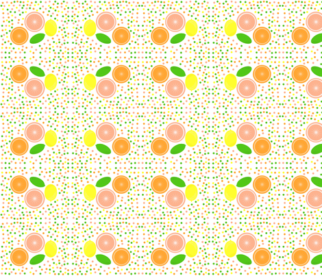 Sweet Spot fabric by winter on Spoonflower - custom fabric