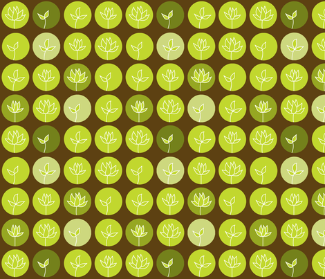 Sprout II fabric by creedancelovesyou on Spoonflower - custom fabric