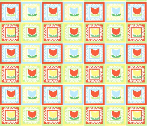 Tulip Blocks