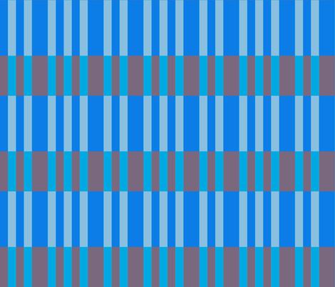 Plaidiano fabric by chris on Spoonflower - custom fabric