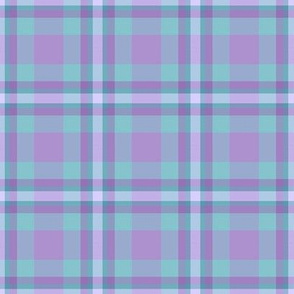 Birthday Plaid