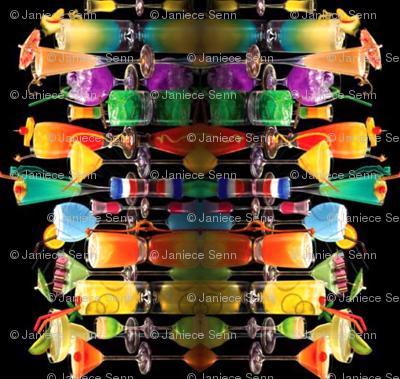 cocktail rainbows