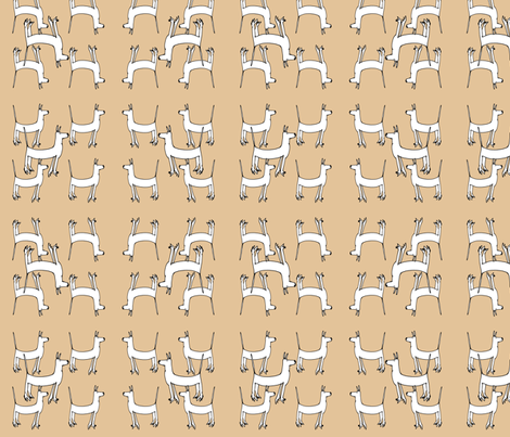Haute Dogs fabric by creedancelovesyou on Spoonflower - custom fabric
