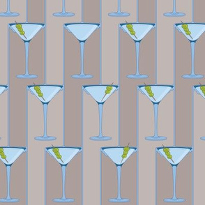 Infinite Martini Time