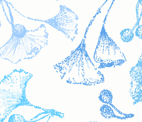 ginko_dot_sp fabric by mmckeithan on Spoonflower - custom fabric