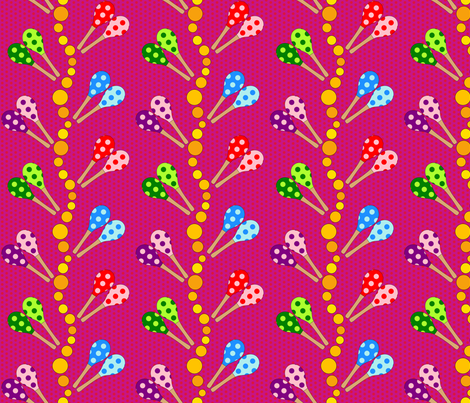 Maracas fabric by stephane on Spoonflower - custom fabric