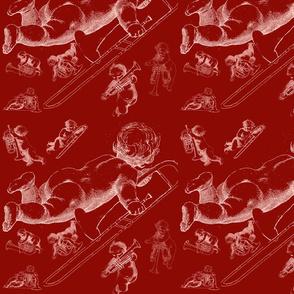 rotrosa Engelgewusel