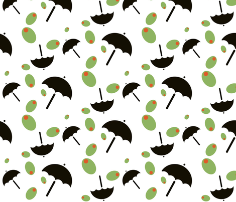 Fish out of Water... fabric by 2munkeez on Spoonflower - custom fabric
