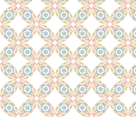 sprudla_multi_ellipse_tilt fabric by snork on Spoonflower - custom fabric