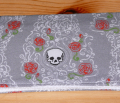 Where the Wild Roses Grow (Grey Small)