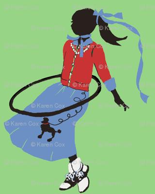 Hoola Hoops, Poodle Skirts and Saddle Shoes