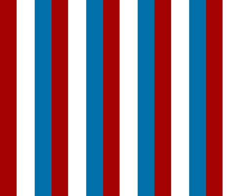 RED WHITE BLUE fabric by paragonstudios on Spoonflower - custom fabric