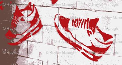 Sneaker Graffiti
