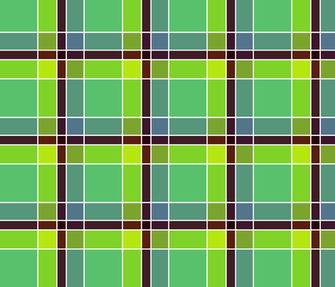 Plaid 2 fabric by chris on Spoonflower - custom fabric