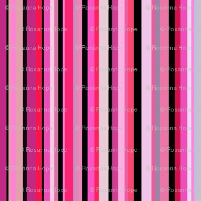 Ooh La la Stripes by Rosanna Hope for Babybonbons