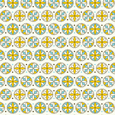 Cartwheel fabric by heatherdutton on Spoonflower - custom fabric